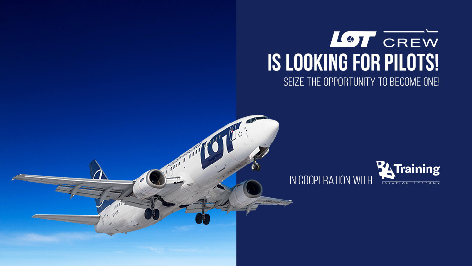 LOT - BAA Training - Looking for pilots